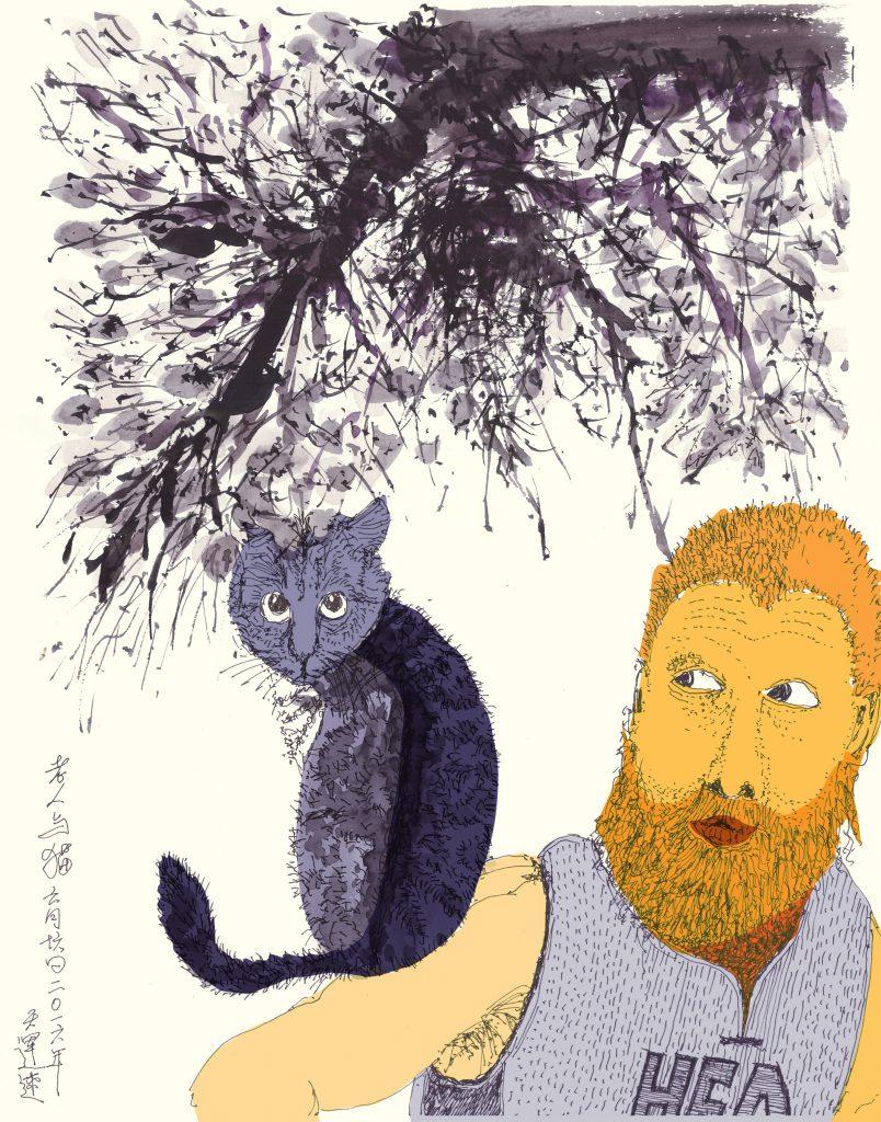 2-catandman-color-print